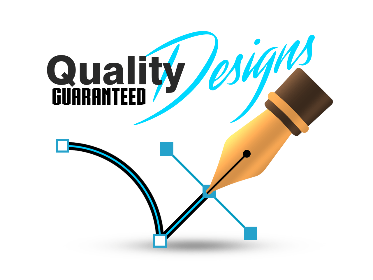 Quality web and logo designs