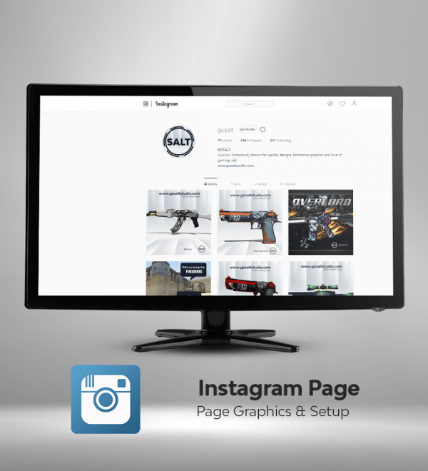 Instagram Profile Setup