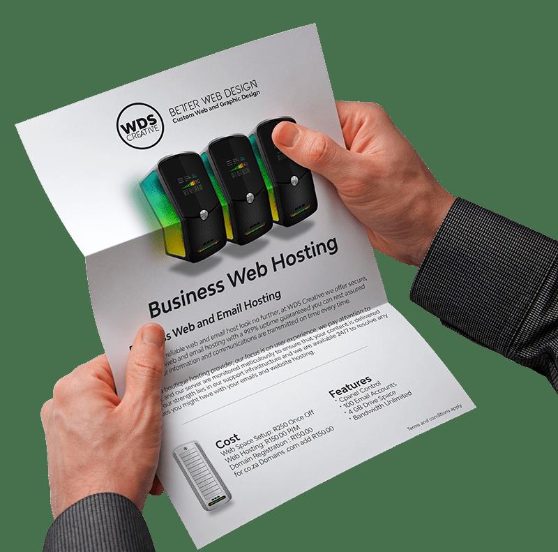 Brochure and Flyer Designs